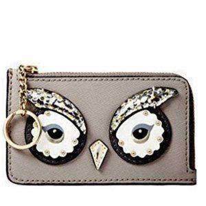 Kate Spade Owl Poppy Star Bright Wallet